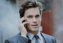 Matt Bomer, coming out