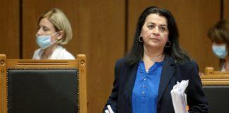 Μαρία Λεπενιώτη, πρόεδρος, δίκη ΧΑ, εισαγγελέας, Οικονόμου