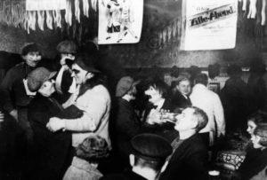 ομάδα γενναίων κουήρ βουλευτών, ναζισμός