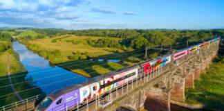 τρένο, Pride