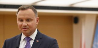 Duda, πρόεδρος της Πολωνίας, κορονοϊός