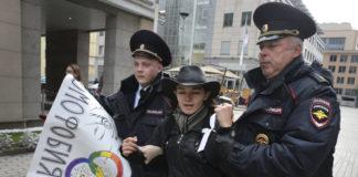 Ρωσία, ΛΟΑΤ, γκέι προπαγάνδα