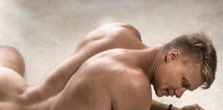 Nick Mesh, γυμνές φωτογραφίες