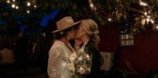 ζευγάρι λεσβιών, γάμος, καραντίνα
