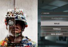Call of Duty, non-binary