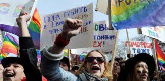 Ρωσία, νομοσχέδιο, ομοφοβία, τρανσφοβία