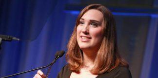 τρανς γερουσιάστρια, Sarah McBride