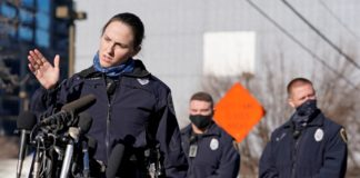 Λεσβία αστυνομικός