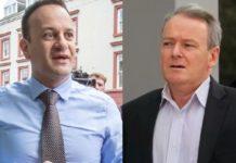 Ιρλανδός βουλευτής, Brian Stanley, Leo Varadkar