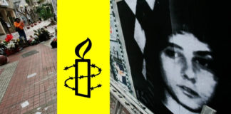 Διεθνής Αμνηστία, αστυνομική βία