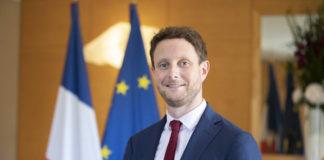 Clément Beaune, υπουργός, Γαλλία, coming out