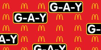 COVID-19, McDonald's, G-A-Y Club, Λονδίνου, πανδημία