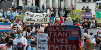 Hashtag, Twitter, 2020, τρανς δικαιώματα