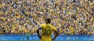 Marta, ποδόσφαιρο, Βραζιλία
