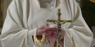 Ομάδα καθολικών ιερέων