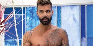 Ricky Martin, μούσι, γενειάδα