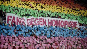 ποδόσφαιρο, ομοφοβία