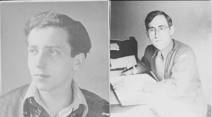 Γκέι ζευγάρι Εβραίων, Ναζί