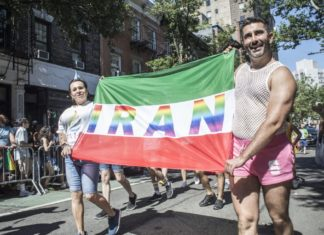 Ιράν, ΛΟΑΤ+ παιδιά, ηλεκτροσόκ