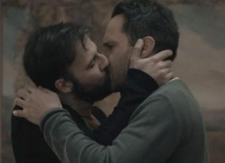 ΡΙΚ, γκέι φιλί, Κυπριακή τηλεόραση