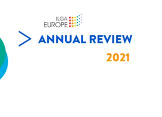 ilga europe, review 2021