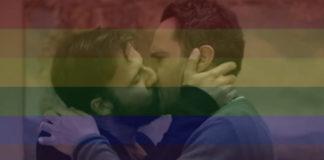 Μπεγνής, Κύπρος, γκέι φιλί