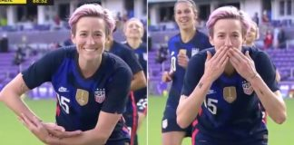 Megan Rapinoe
