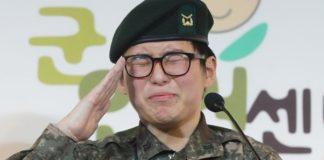 Byun Hee-soo, τρανς γυναίκα, Νότια Κορέα, στρατιωτικός