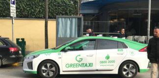 Τίρανα, ταξί, Green taxi