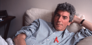 Patrick Oconnell, HIV