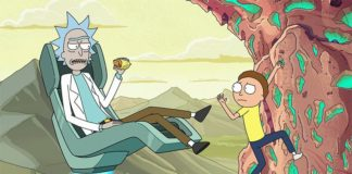 rick and morty, jerry