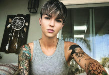 Ruby Rose, coming out