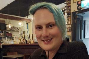 Uber, τρανς γυναίκα