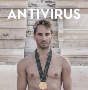 Antivirus Magazine 98 Iωάννης Μελισσανίδης cover