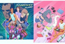 nerdula, equidistance, graphicnovel, queercomics