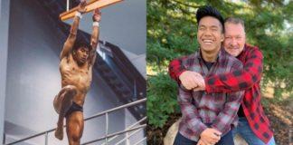 Jordan Windle, γκέι μπαμπάς, γκέι πατέρας, Τόκιο 2020