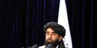 Zabihullah Mujahid, Ταλιμπάν, γυναίκες