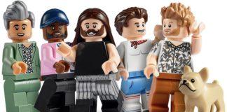 Fab Five, Queer Eye, Lego