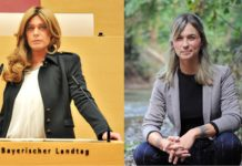 Tessa Ganserer, Nyke Slawik, Γερμανία, τρανς βουλεύτριες, Πράσινοι