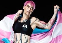 τρανς αγωνίστρια, Alana McLaughlin