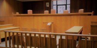 δικαστίνα, βιασμός, δικαστήριο