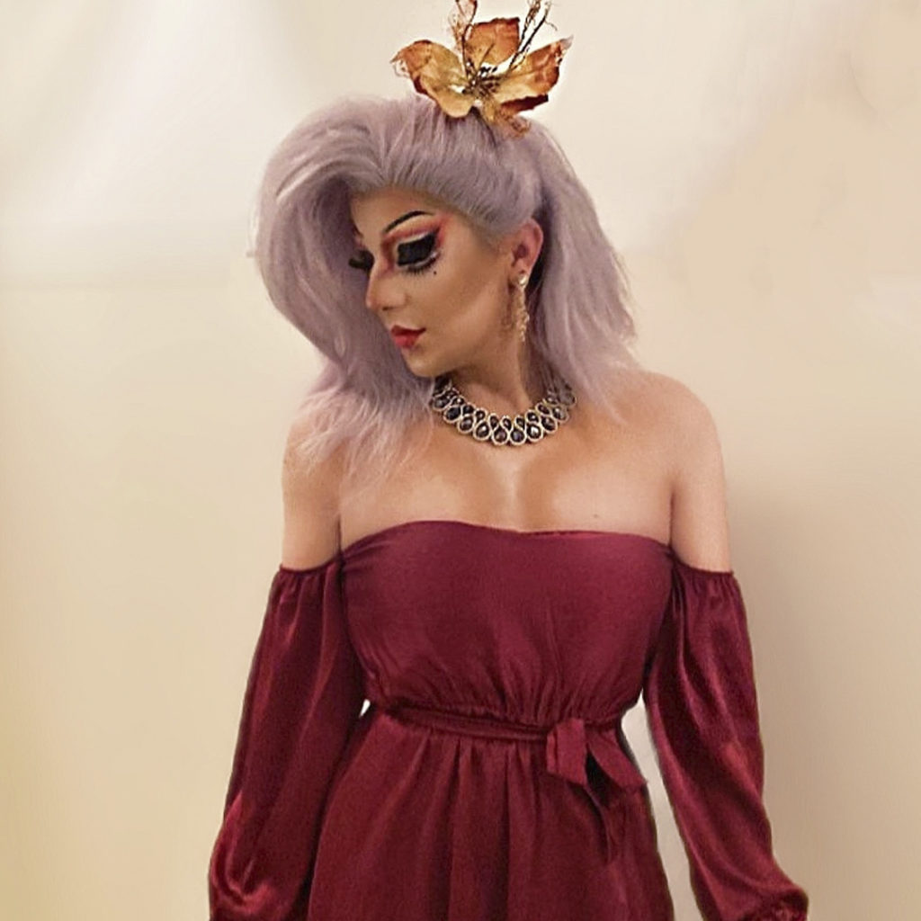 Miss Hellas Drag Pageant: Emy weather